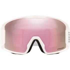 Oakley Line Miner Snow Goggles Herre factory pilot white-hi pink